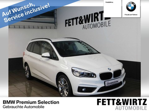 BMW 220 Gran Tourer Advantage 18