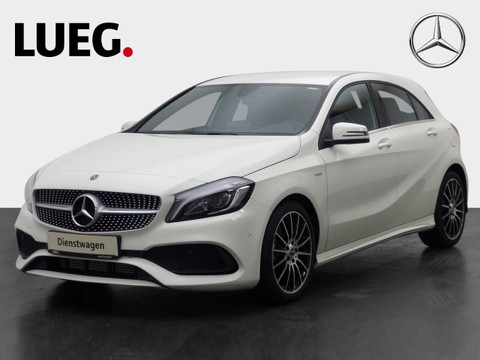 Mercedes A 200 AMG PEAK Edition