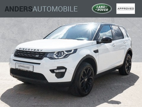 Land Rover Discovery Sport 2.0 l TD4 HSE