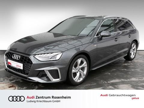 Audi A4 Avant S line 35 TDI S