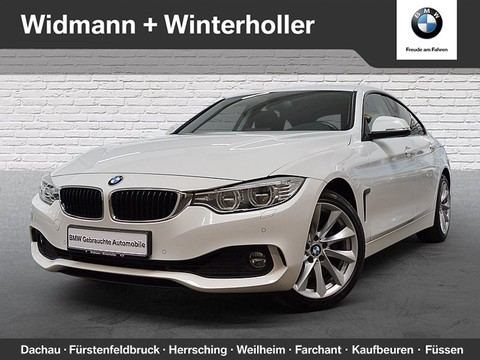 BMW 425 d Gran Coupé Advantage HiFi