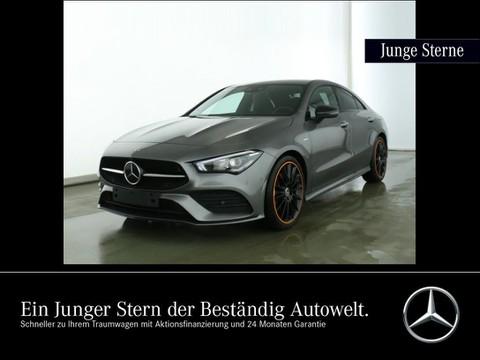 Mercedes-Benz CLA 220 Coupé AMG Line edition 1