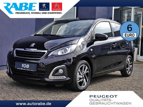 Peugeot 108 Allure heiz Touchscreen