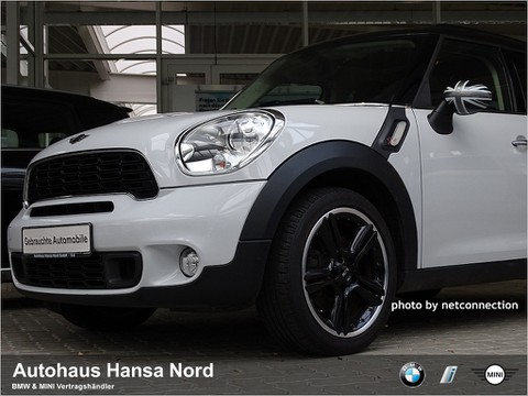 MINI Cooper S Countryman Chili