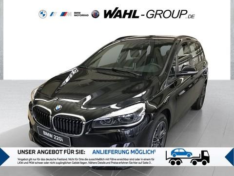 BMW 220 i Gran Tourer Sport Line HiFi