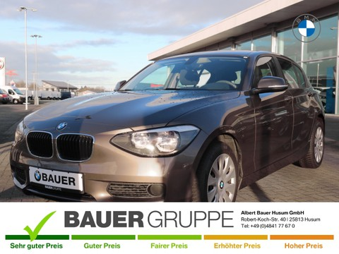BMW 116 i met