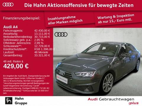Audi A4 40TDI S-line qu EU6d