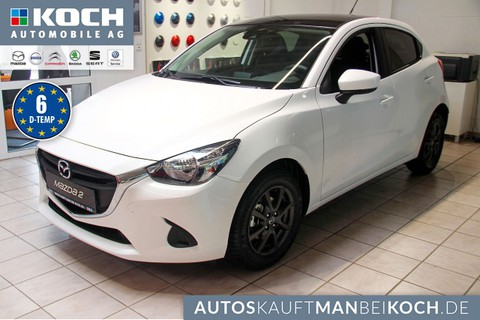 Mazda 2 L 75 5T S SIGNATURE top