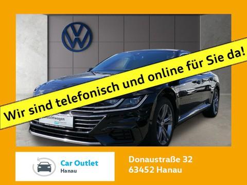 Volkswagen Arteon 2.0 TSI R-Line Spurwechselassistent Arteon RLine 140 D7F