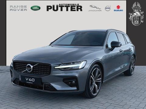 Volvo V60 B5 Mild-Hybrid Benzin R-Design EU6d 19