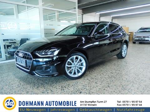 Audi A4 2.0 Avant 35 TFSI Mild Hybr