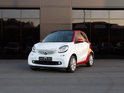 smart ForTwo electric drive Cool u Audio