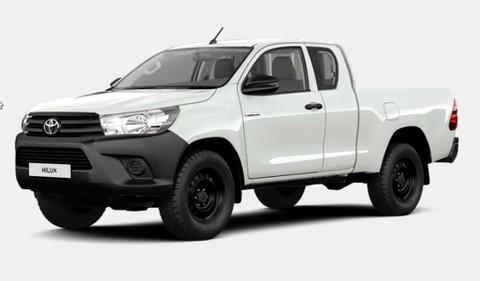 Toyota Hilux Nutzfahrzeug Als Gebraucht Und Jahreswagen Kaufen
