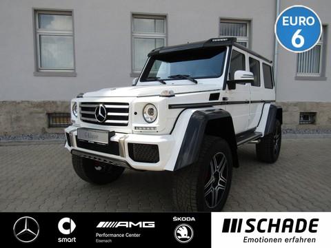 Mercedes G 500 3.0 ² Exklusiv-Paket 231690