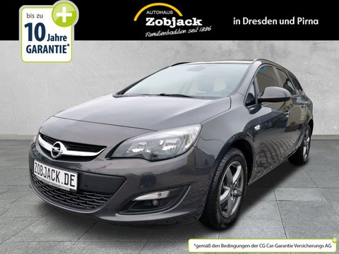 Opel Astra 1.6 -J Edition ST