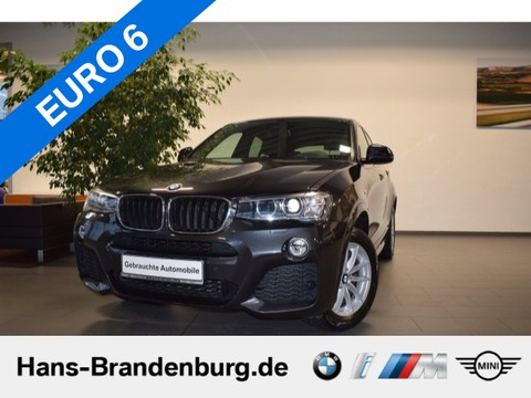 BMW X4 xDrive 20dA M-Sportpaket