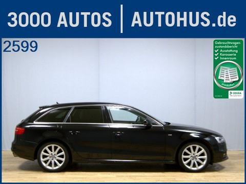 Audi A4 1.8 TFSI Avant Ambiente S-Line Ext