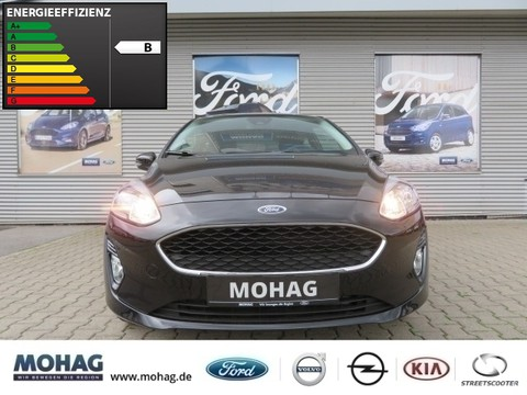 Ford Fiesta 1.1 l Cool & Connect EURO6d-T