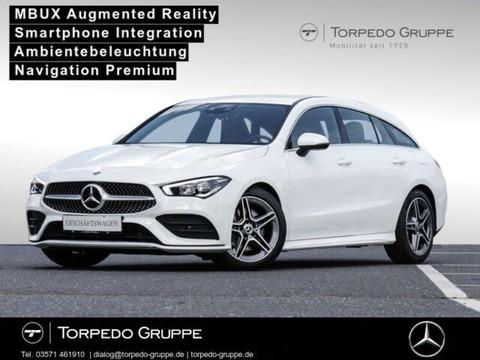 Mercedes-Benz CLA 200 SB AMG Line PREMIUM A