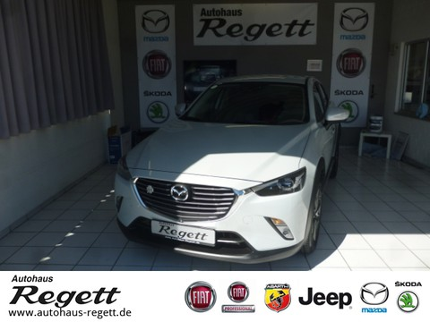Mazda CX-3 2.0 Sports-Line AWD Multif Lenkrad