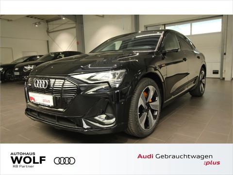 Audi e-tron Sportback 55 quattro S-line