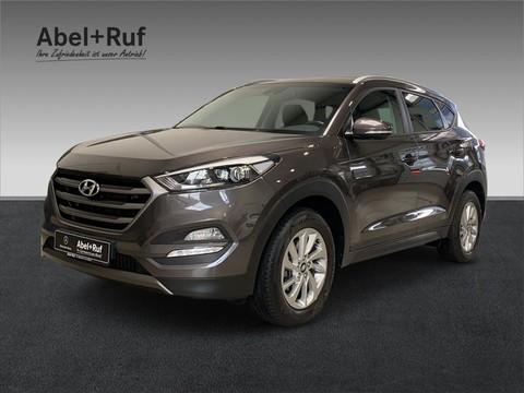 Hyundai Tucson 1.7 CRDi Intro Edition blue