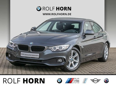 BMW 418 Gran Coupe D Advantage