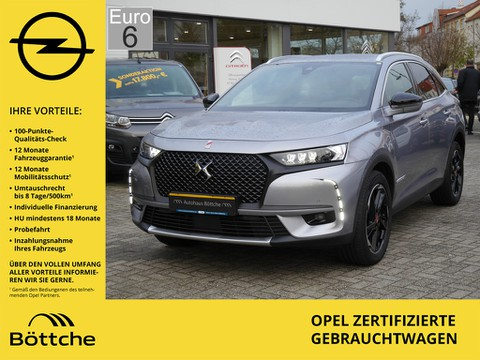 DS Automobiles DS 7 Crossback undefined