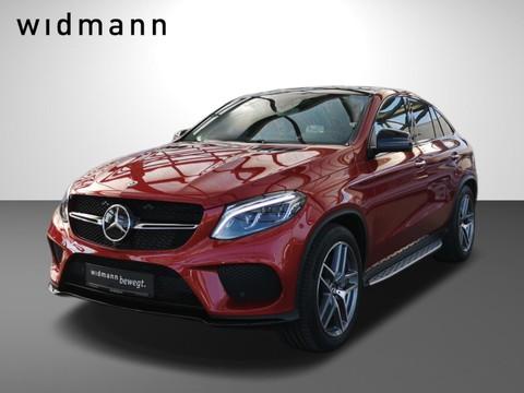 Mercedes-Benz GLE 350 d Coupé AMG Harman Fahrassist