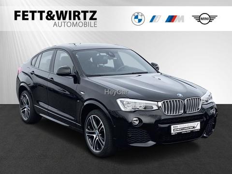 BMW X4 xDrive30d M-Sport GSD HiFi 20