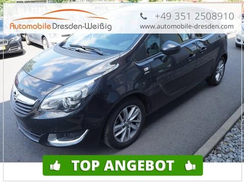Opel Meriva 1.4 TopAusstattung