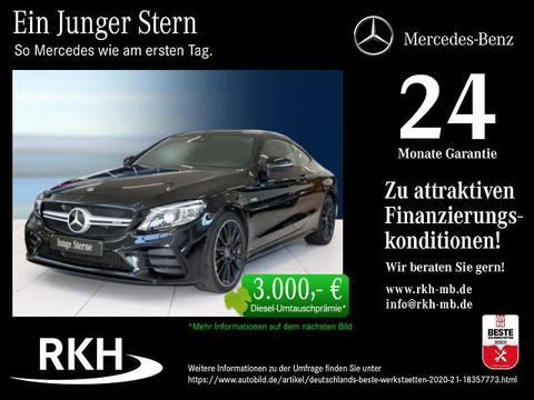 Mercedes-Benz C 43 AMG Coupé Night-Paket Abgasanl