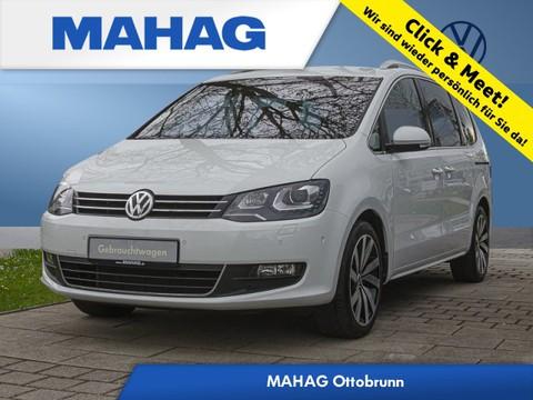 """Volkswagen Sharan 2.0 TDI """""""" plus SchaWi Discover Media Front el 7 5x18 Reifen 225 45 18"""