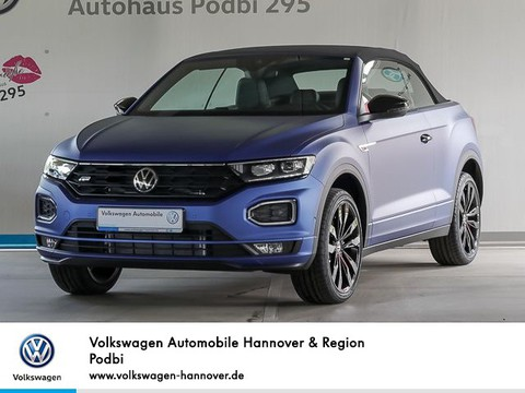 Volkswagen T-Roc Cabriolet 1.5 TSI R-Line Edition Blue
