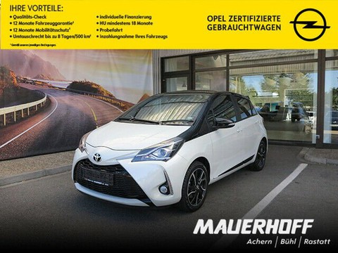 Toyota Yaris Style Selection | | | Räder