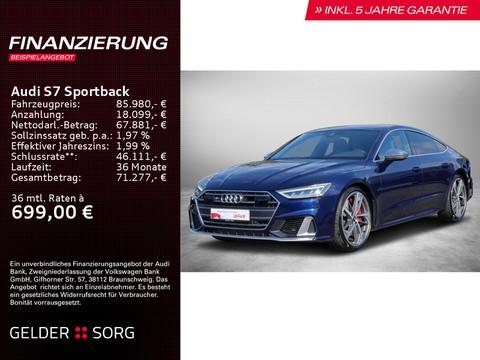 Audi S7 3.0 TDI qu Sportback