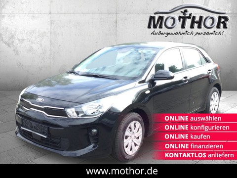 Kia Rio 1.2 Edition 7 Emotion Einparkass