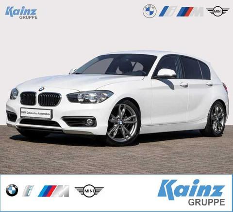BMW 118 d Advantage abnehmbar