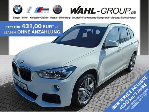 BMW X1 sDrive20d M Sportpaket HiFi