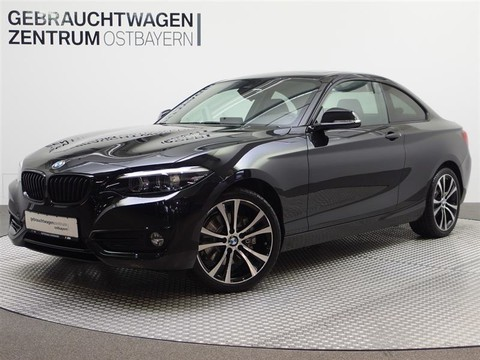 BMW 220 i Coupe Sport Line GSD