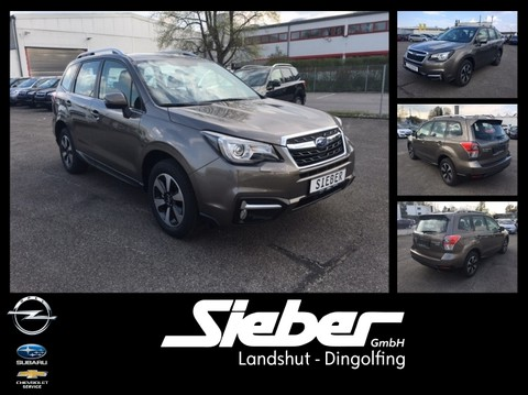 Subaru Forester 2.0 D Exclusive Lineartronic L