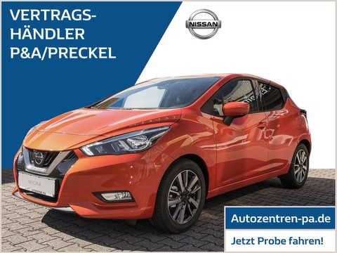Nissan Micra 0.9 IG-T N-Connecta Safety-Paket