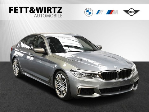 BMW M550 i xDrive GSD Komforts Lüft NightVis DA