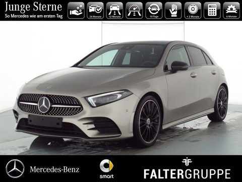 Mercedes-Benz A 250 AMG NaviPrem MLED DISTRO Night KeyGo
