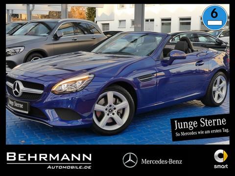 Mercedes-Benz SLC 200 AssistenzPaket Scheinw Bluetth