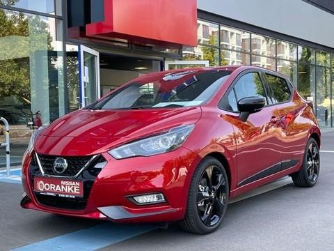 Nissan Micra 1.0 IG-T N-Sport