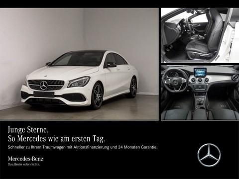 Mercedes CLA 180 AMG Nightp PanoDach