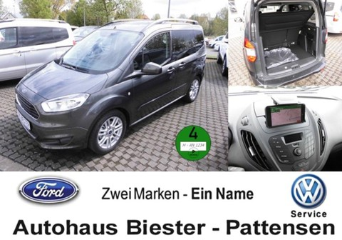 Ford Tourneo Courier 1.0 EcoBoost Titanium PA