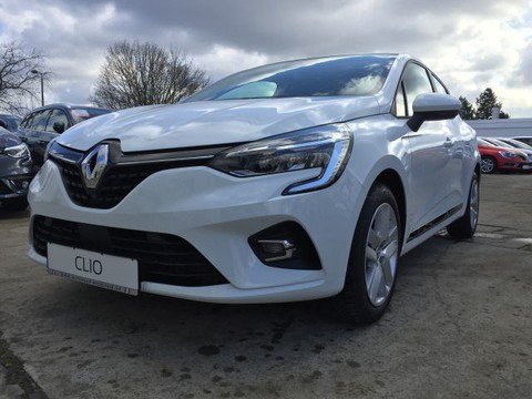 Renault Clio BUSINESS Edition SCe 75 Allwetter