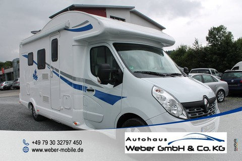 Renault Master 2.3 dCI Ahorn Camp T 660 E6 Wohnmobil